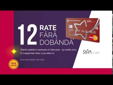 Reclamă ALTEX - Banca Transilvania - feb 2017