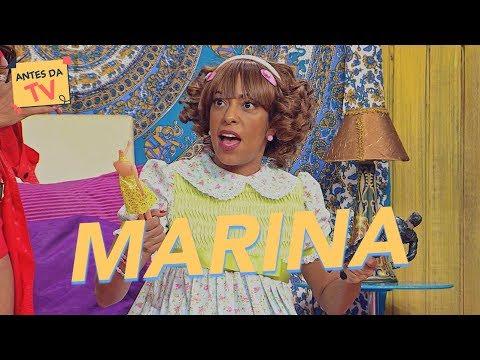 Marina a irmã do Juninho Play está de volta 😍  Vai Que Cola  Nova Temporada  Humor Multishow