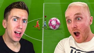 THE WEIRDEST MYSTERY BALL VS THEO (FIFA 20)