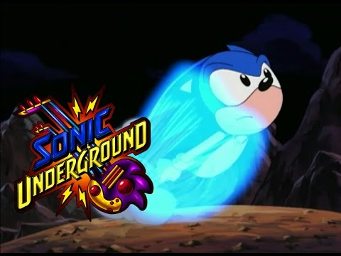 Sonic Underground 136 Sleepers By Wildbrain Cartoon Super Heroes