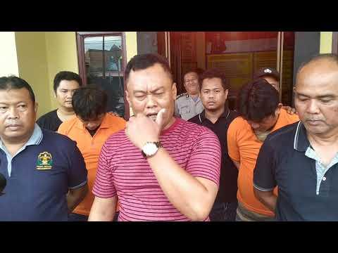 Tim Buser Polsek Samarinda Seberang Berhasil Ringkus 2 Bandar Narkoba