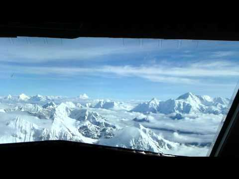 TOP VIEW HIMALAYA: Nepal: Cockpit view Jetstream 41 - Yeti Airlines