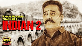 BREAKING: Indian 2 Major Change | Kamal Haasan | Shankar | inbox