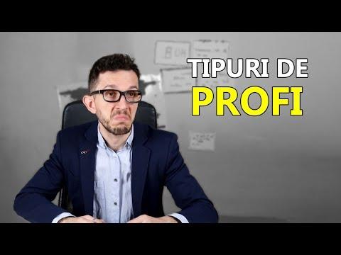 TIPURI DE PROFESORI - parodie Andrei Xmas