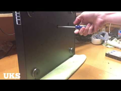 How to change your hard drive