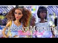 Unbox Daily: Tuesday Morning Barbie Haul PLUS Made to Move Body Swap