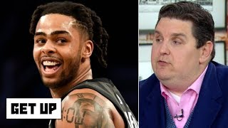 The Lakers could trade multiple picks to acquire D'Angelo Russell - Brian Windhorst | Get Up