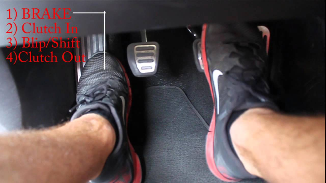 Heel To Toe >> Heel Toe Shifting Lesson In 2 Minutes