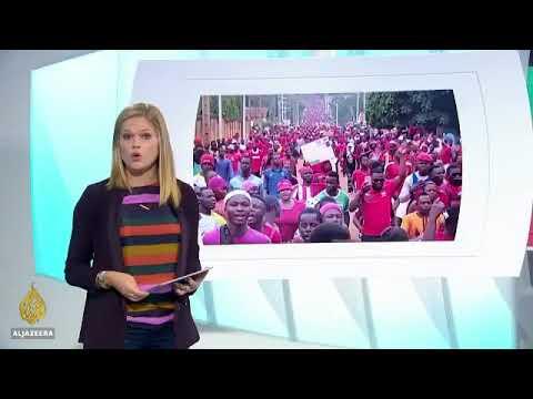 Farida Nabourema interviews with Al-Jazeera on the latest protest in Togo