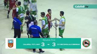 Calafell Esportiu | Hoquei | CP Calafell 3-3 CP Alcobendas