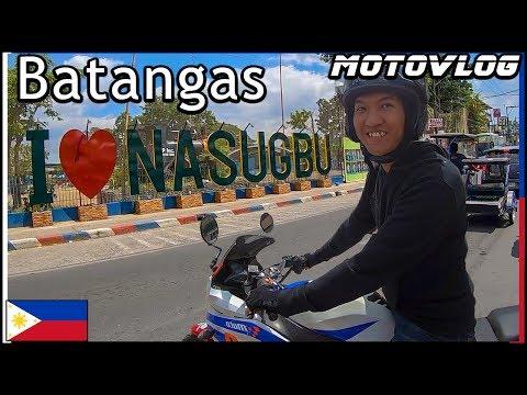 I love Nasugbu - Batangas - Motovlog