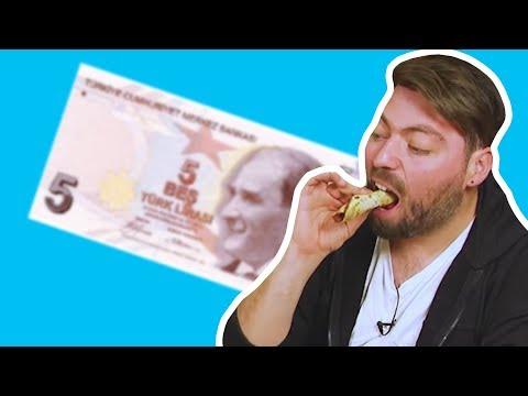 1 Lahmacun 5 TL - Yedikçe Para Kazan