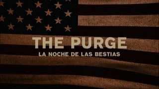 The Purge: La Noche De Las Bestias. Tráiler En Español HD 1080P
