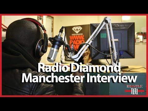 Radio Diamond Interview Talking Business, Stammering & Hustle