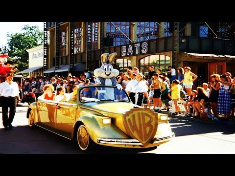 9 YEARS ... Warner Bros. Movie World  : Hollywood in GERMANY