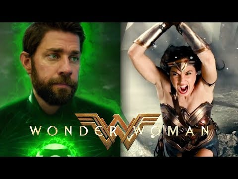 Wonder Woman 2 Movie Trailer 2019 - Gal Gadot, Patty Jenkins (Fan Trailer)