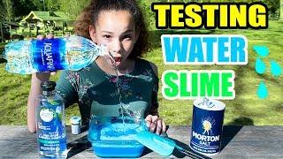 Baixar Testing Water Slime!