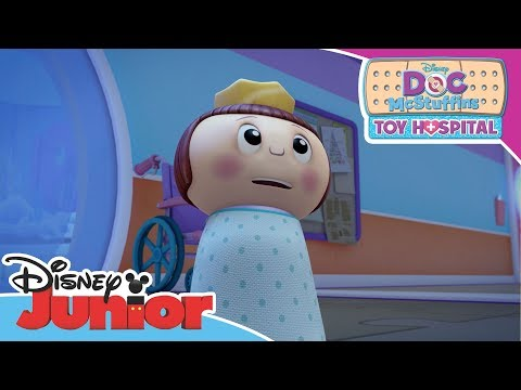 Doc McStuffins   Wicked King Learns to be Nice 👑   Official Disney Channel Africa
