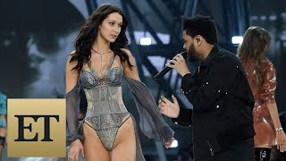 Bella Hadid Reunites With Ex-Boyfriend The Weeknd on Victoria