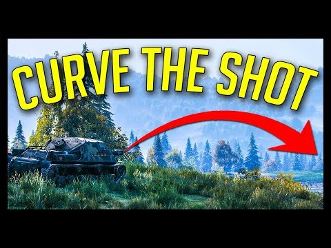 ► Time to CURVE The Shots! - World of Tanks Gameplay 2018 thumbnail
