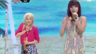 2NE1 - Falling In Love [LIVE] Male Version