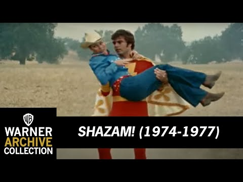 Captain Marvel saves the day Shazam TV Series