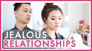 JEALOUS RELATIONSHIPS | ilikeweylie