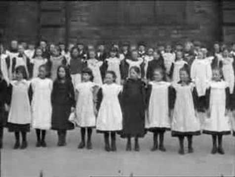 Audley Range School Blackburn (c1904)