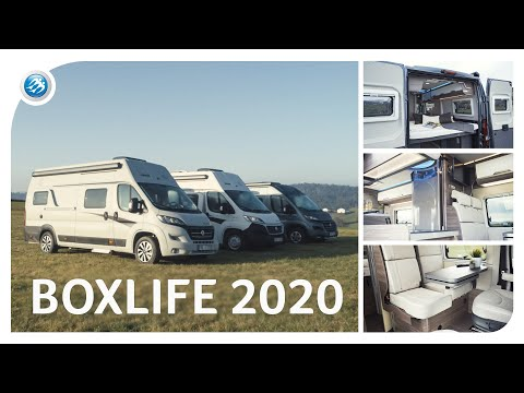 boxlife-2020-roomtour---knaus-camper-van-(cuv)-for-your-sports-vacation