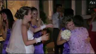 Свадьба   9    букет и подвязка