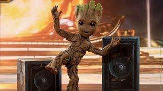 I Am Groot (Panini Lil Nas X Avengers Endgame Groot Parody)