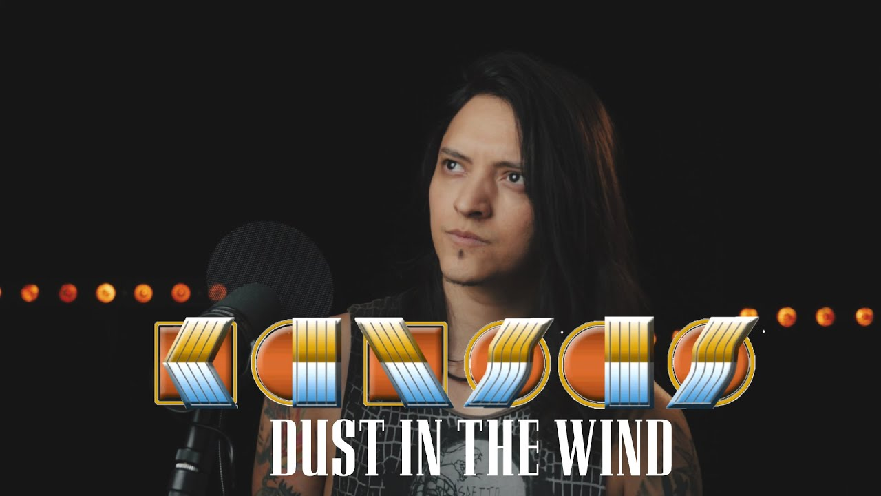 Dust in the Wind -  (Kansas) cover by Juan Carlos Cano