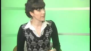 """Элина Манжалий в программе """"Здоровье"""""""