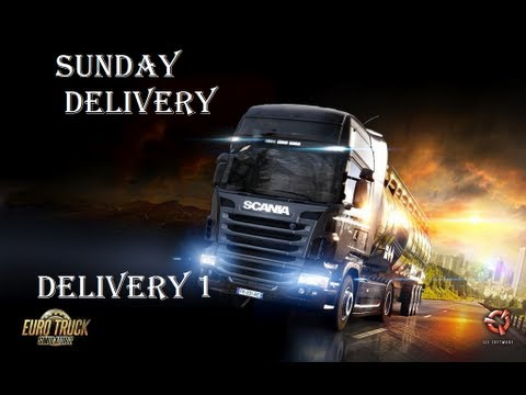 Adam's Sunday Delivery - First Delivery