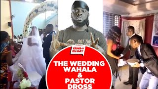 Yawa Of The Day:The Marriage Wahala and Pastor Dr0ss?