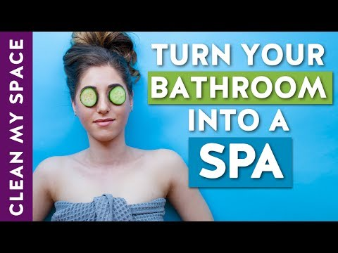 7 Ways to Turn Your Bathroom Into a SPA! Budget Makeover