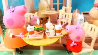 ❤ PEPPA PIG ❤ Día de la Madre   Vídeos de Juguetes en Español