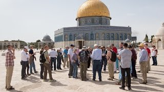 Holy Land Tour: Jerusalem and the South
