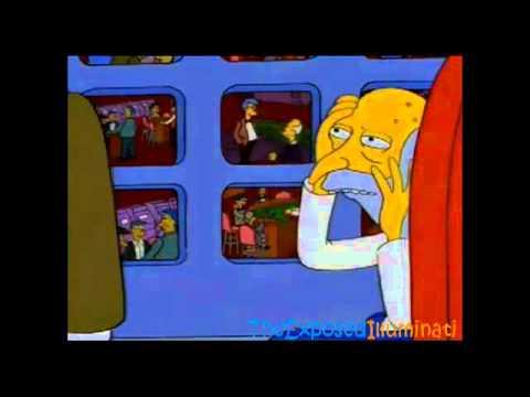 The Simpsons - Freemason