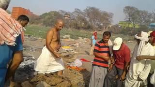 Samshan ghat