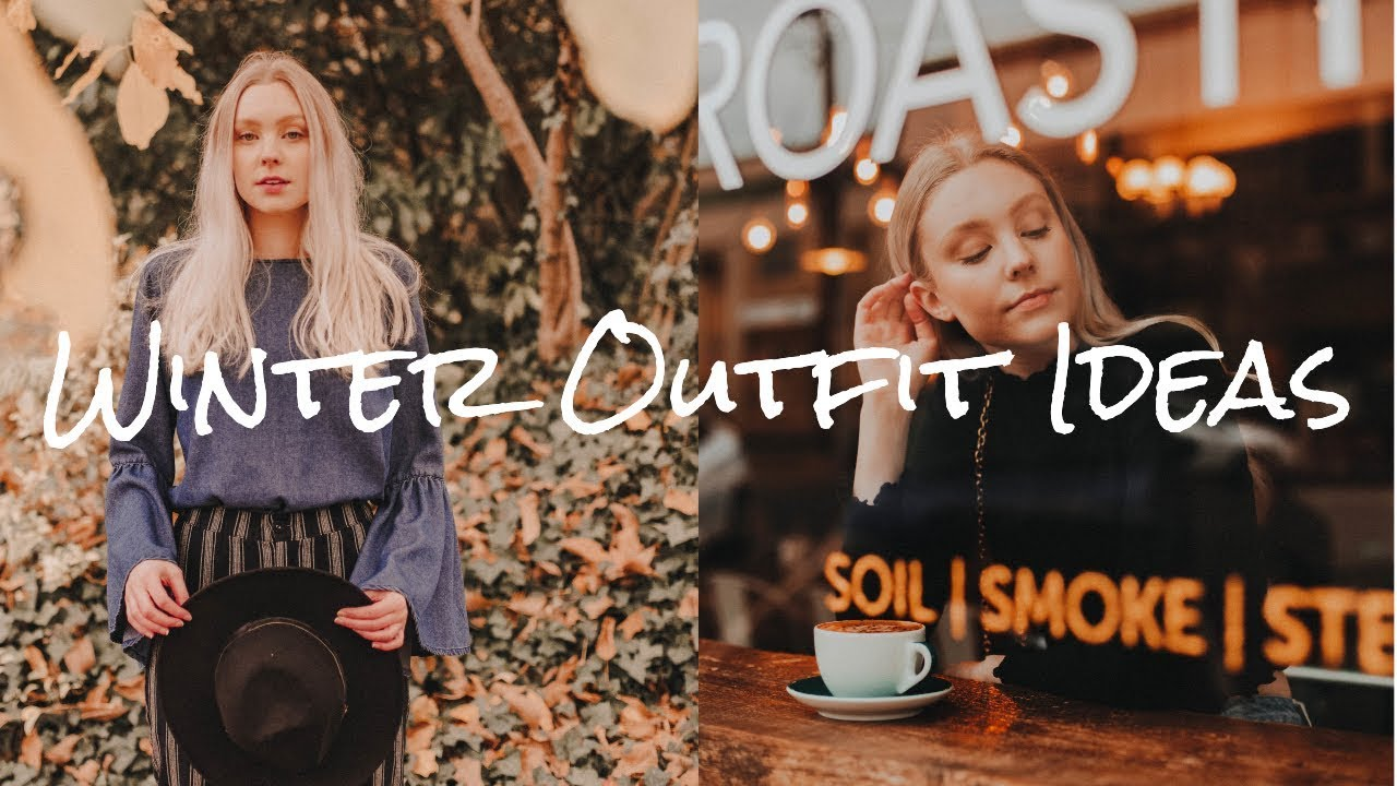 WINTER OUTFIT IDEAS - 2018 6