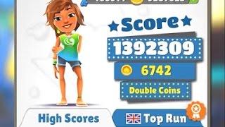 Subway Surfers LAS VEGAS iPad Gameplay HD #8