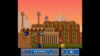 C3 Trailer Super Mario Bros 2: Mega Mario X
