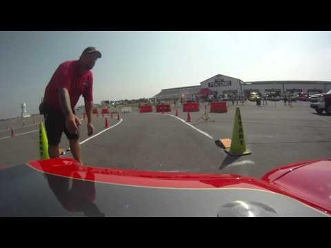 Pocono Good Guys 2010 Autocross  Code Red 72 Firebird #1