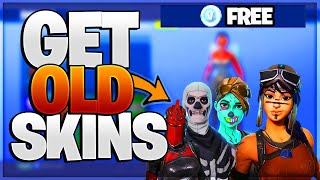 HOW TO OBTAIN SKULL TROOPER, RENEGADE RAIDER, GHOUL TROOPER IN FORTNITE! *FREE* (CLICKBAIT)