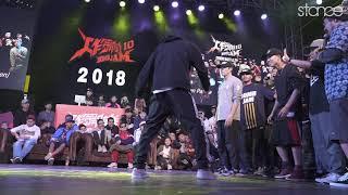 Green Panda vs Eastern Soul 11 - Półfinał ekip na Bomb Jam 2018