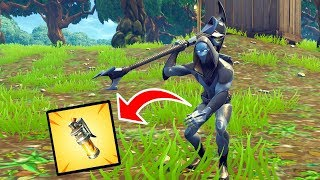 Stink bomb is coming! | New Omen Skin - My problem with Fortnite...