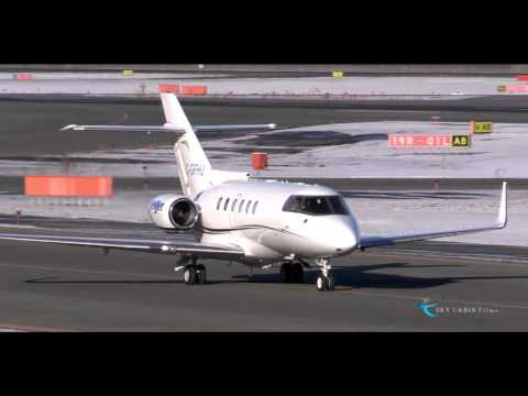 【Business Jet Collection】Helijet International British Aerospace BAe 125-800 C-GFHJ