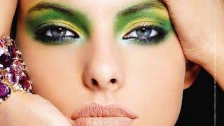 ❀♡Летний макияж/Яркий летний макияж❀♡(Видео урок: как сделать яркий летний макияж. Красивый яркий летний макияж в зеленых оттенках. Делаем сами..., 2015-05-15T06:29:22.000Z)