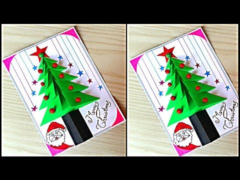 Christmas Greeting Card Making Ideas Diy Cards 2018